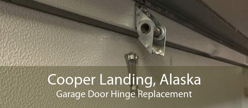 Cooper Landing, Alaska Garage Door Hinge Replacement