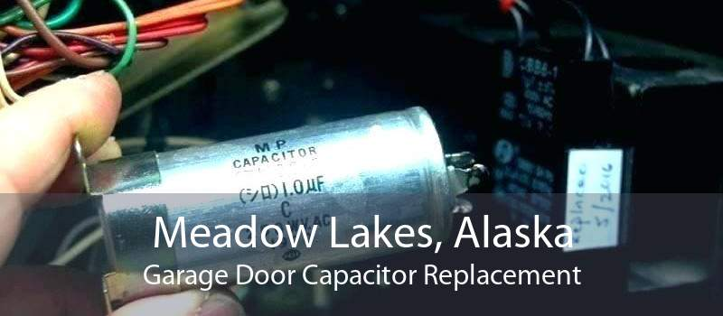 Meadow Lakes, Alaska Garage Door Capacitor Replacement