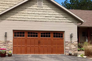 residential garage door services in Texas